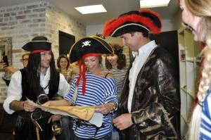 Юбилей в пиратском стиле